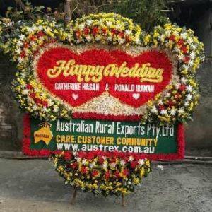 Toko Bunga Medan Satria