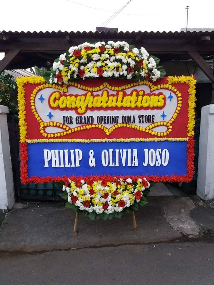 Toko Bunga Cipayung Depok 0812 7474 2277 Mutiara Florist