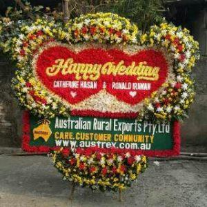 Toko Bunga Harapan Jaya Bekasi